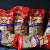 K's Faves: Animal Crackers