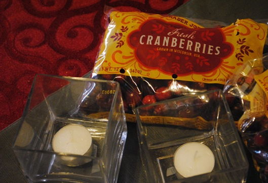 Trader Joe's Fresh Cranberries