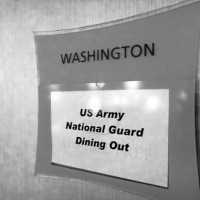 "Army National Guard ""Dining Out"""