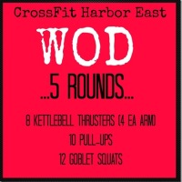 Jumping on the Bandwagon: Cross Fit (Part 3)