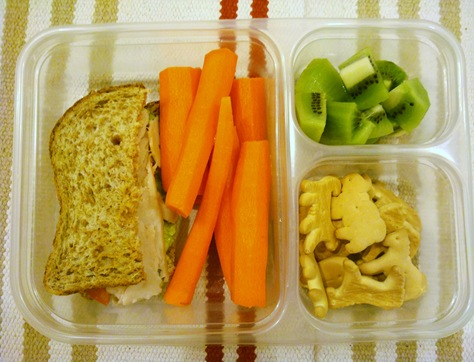 lunch box idea