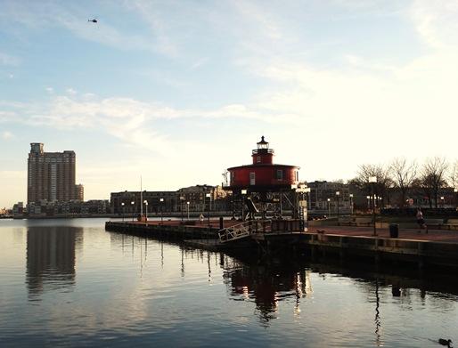 Pier 5 Inner Harbor