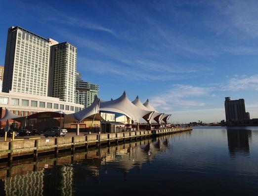 Pier 6 Harbor East