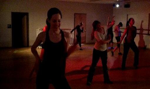 K dance class