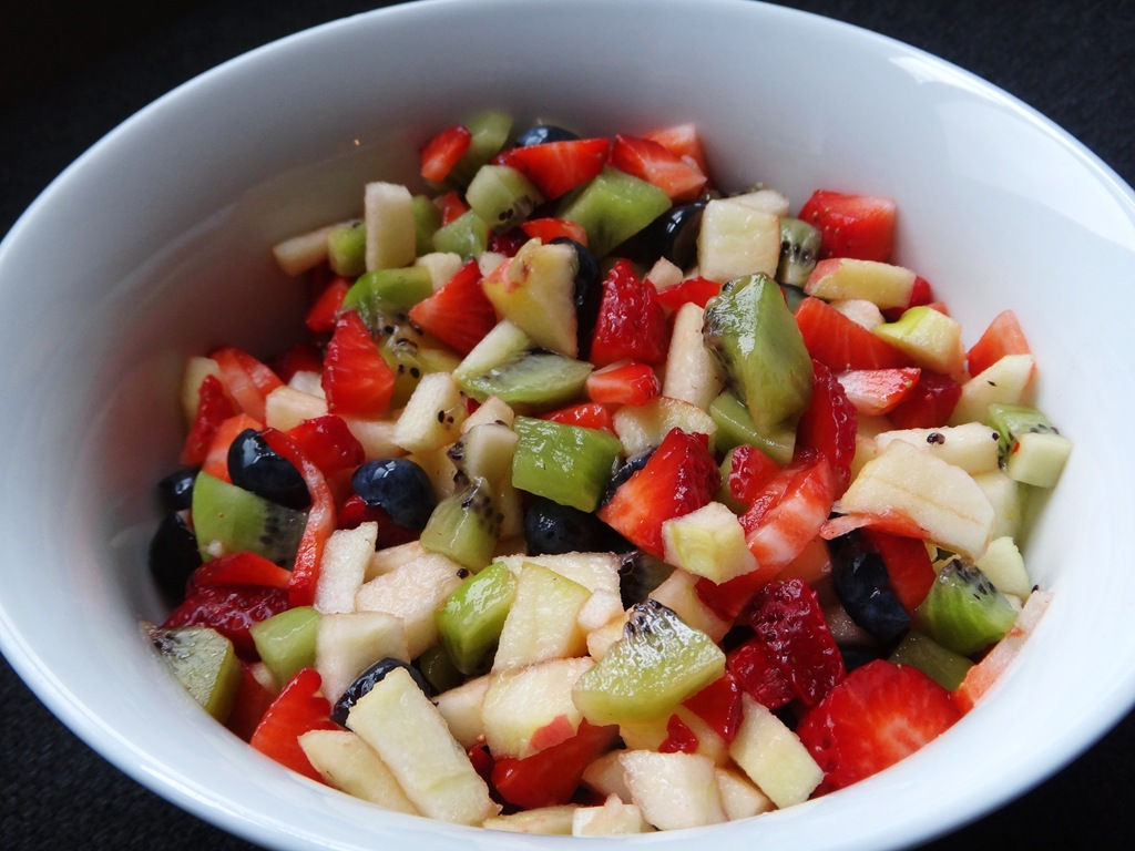 Fresh Fruit Salsa Recipes — Dishmaps