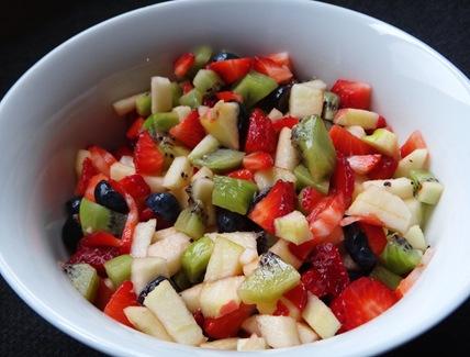 K's No-Sugar Added Fresh Fruit Salsa