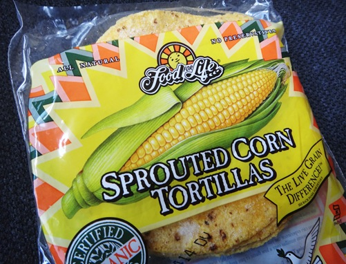 Low FODMAP Diet- Food For Life Sprouted Corn Tortillas