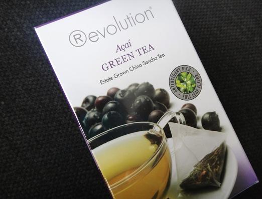 Revolution Acai Green Tea