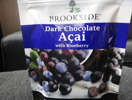 Brookside Dark Chocolate Acai with Blueberr