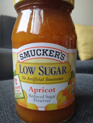Smucker's Low Sugar Apricot Reduced Sugar Preserves
