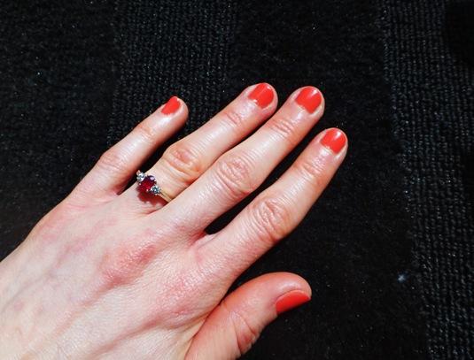 Sally Hansen Something New nail polish