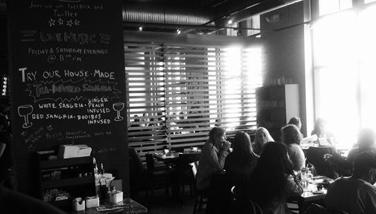 Teavolve Lounge and Cafe