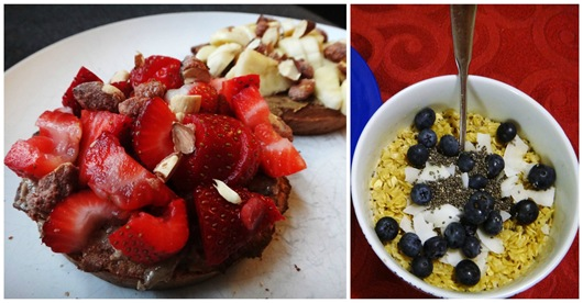 FODMAP friendly breakfast ideas