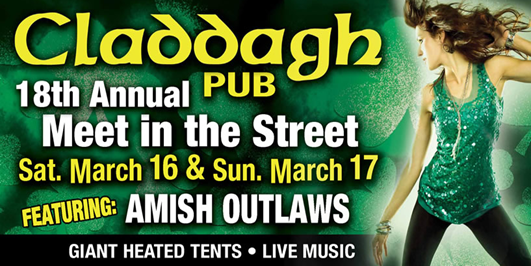 Claddagh Meet In the Street Party 2013
