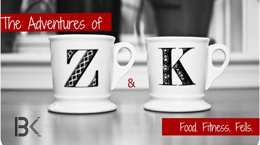 The Adventures of Z and K Facebook Page