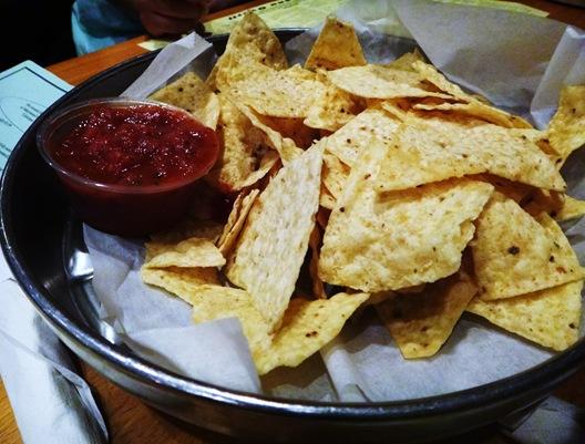 Nacho Mamas Chips and Salsa
