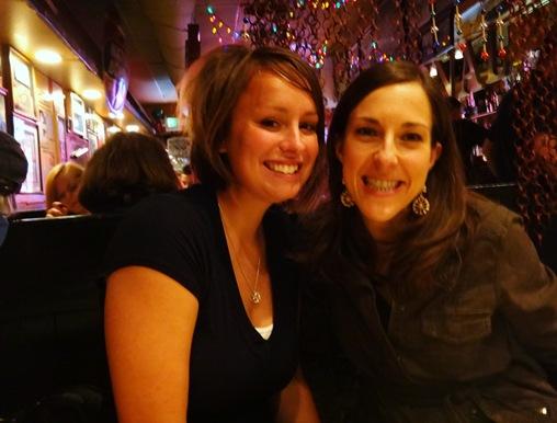 Megan & Kerry
