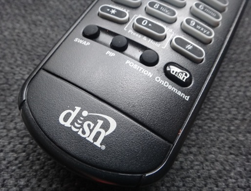 DISH Network TV Remote