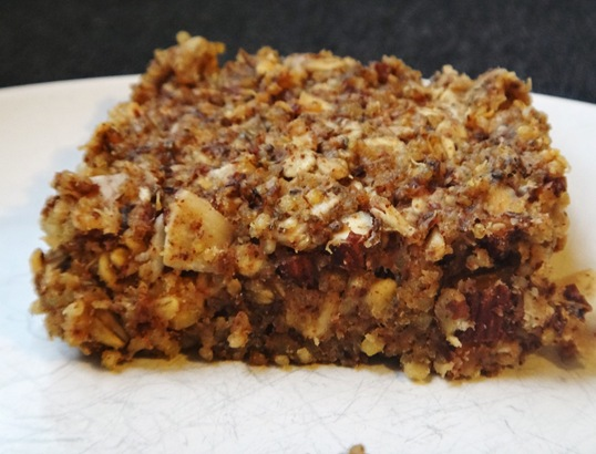 Quinoa Breakfast Bar The Adventures of Z and K