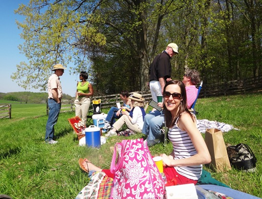 Picnic at the Maryland Hunt Cup