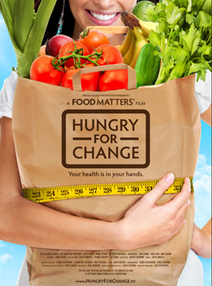 Hungry for Change Movie Poster