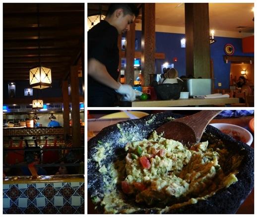 La Puerta Azul- guacamole