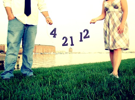Denise and Don Save the Date