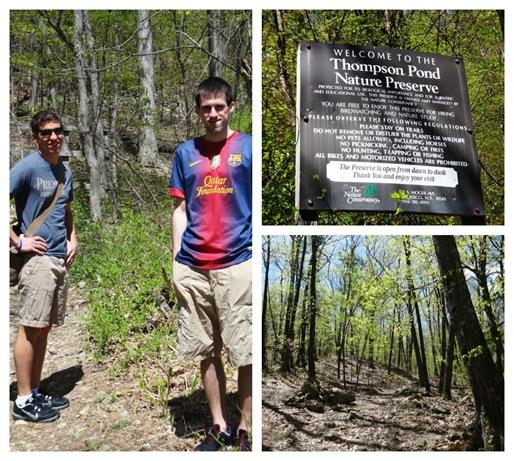 Thompson Pond Nature Preserve