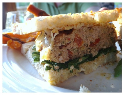What's For Dinner- Turkey Burgers