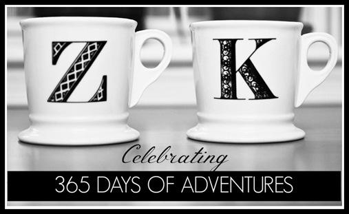 365 Days of Adventures Logo