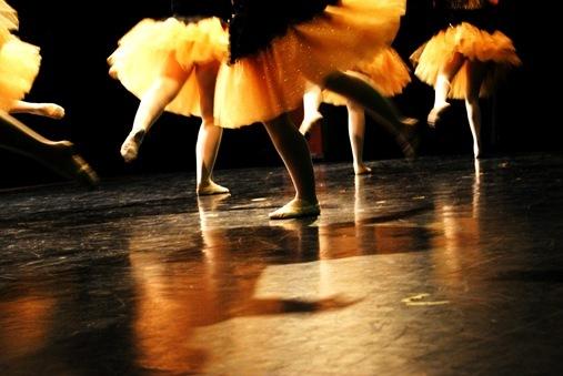 Ballet- Just Feet