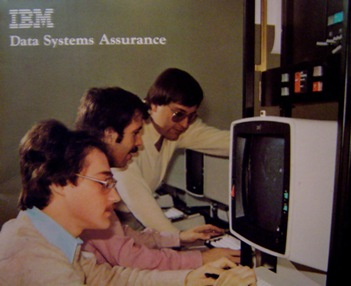 Dad IBM Data Systems Assurance Picture