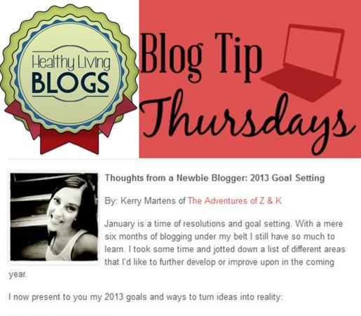HLB Blog Tip Thursday Guest Post