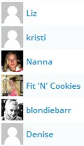 Top blog commenters