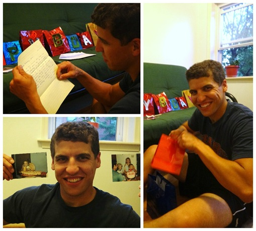 Z bday gift bags