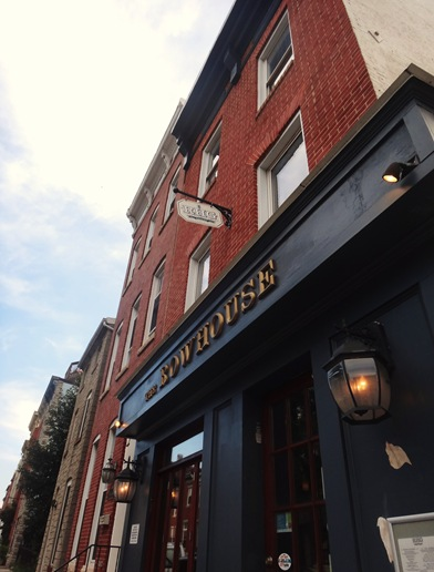 The Rowhouse Grille in Federal Hill Baltimore MD