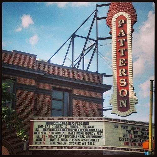 The Patterson Movie Theatre