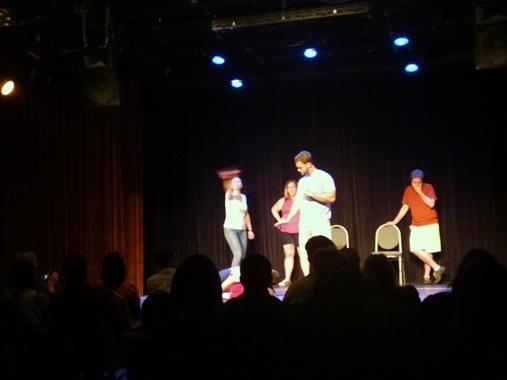 Improv Comedy Show at the Creative Alliance