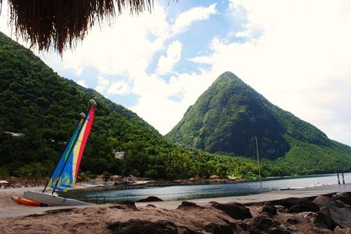 Jalousie Beach St. Lucia