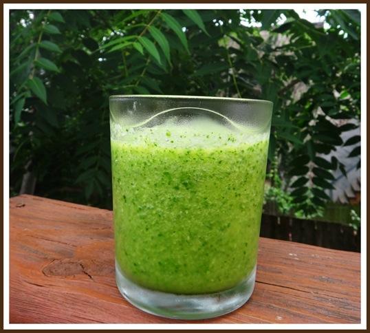 Green Machine Smoothie 2