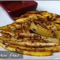 {Recipe} THE BEST Zucchini Fries