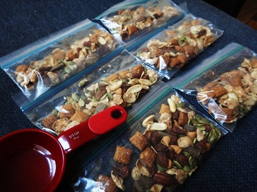 Festively Fall Trail Mix | The Adventures of Z & K