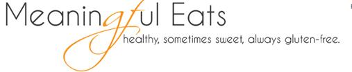 Meaningful Eats Blog Logo