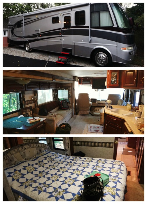 RV accomodations