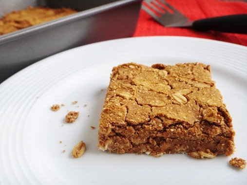Pumpkin Pie Protein Bars | The Adventures of Z and K