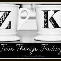 Five Things Friday [10/11]: Motivational Quotes I Love