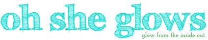 Oh She Glows blog logo