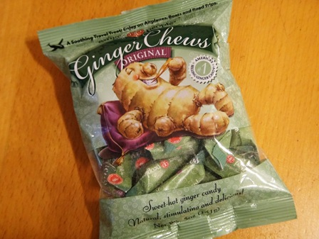 Original Ginger Chews Candy