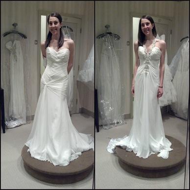 Betsy Robinson Bridal Dress Options