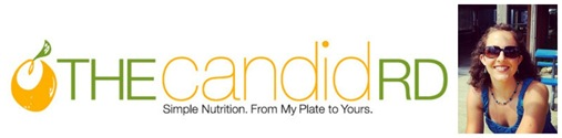 The Candid RD blog